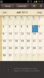 S-Planner (Kalender)