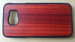 Galaxy S6 #Woodback Holz Cover von Cover Up