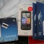 HTC Desire Paket