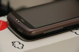 Linke obere Seite HTC Desire