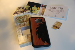 Galaxy S6 Wood Case von Carved