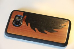 Samsung Galaxy S6 Holz Cover von Carved