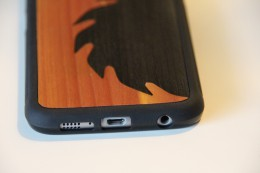 Galaxy S6 Saw Blade Inlay