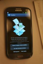Dropbox ernennt uns zum Guru mit 50GB