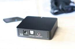 inakustik Bluetooth Audio Receiver mit optischem Ausgang