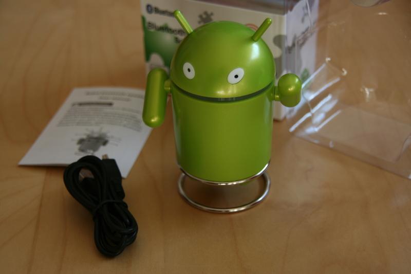 Android Zubehör: Bluetooth Lautsprecher