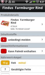 Tiefkühl Hamburger