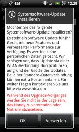 Systemsoftware Update installieren Teil 1