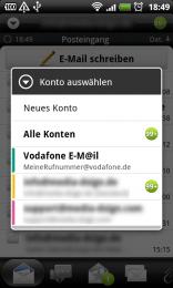 Email Konten