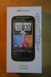 HTC Desire S Karton