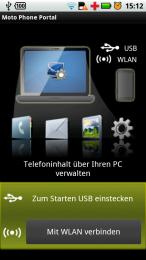 Motorola Phone Portal