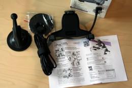 Samsung Galaxy S4 KFZ Halterung: iBolt xProDock for Samsung